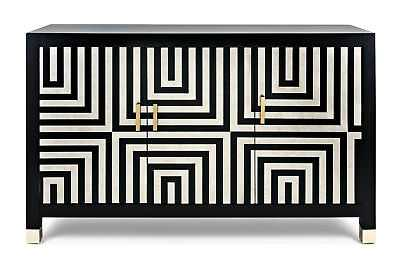 Mercer41 Klein 3 Door Accent Cabinet - eBay