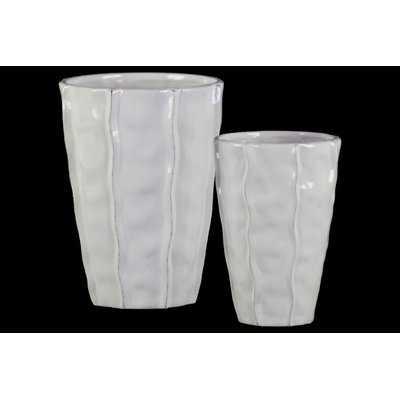Gullo 2 Piece Table Vase Set - Wayfair
