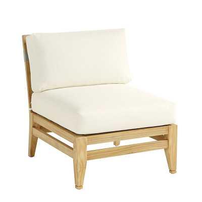 Ballard Designs Del Mar Slipper Chair - Ballard Designs