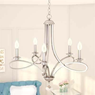 Berger 5-Light Candle Style Chandelier - Wayfair