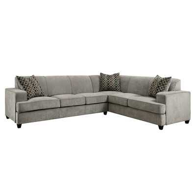 Caswell Right Hand Facing Sleeper Sectional - AllModern