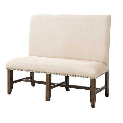 Tess Upholstered Bench - Wayfair
