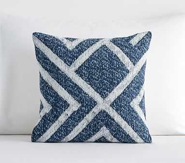 Jack Pillow, 16x16 Inches / Blue Multi / Poly Insert - Pottery Barn Kids