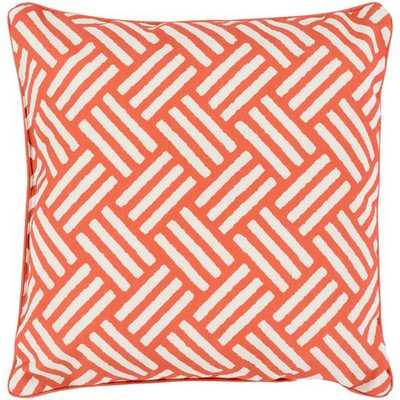 Basketweave 16x16 Pillow - Neva Home
