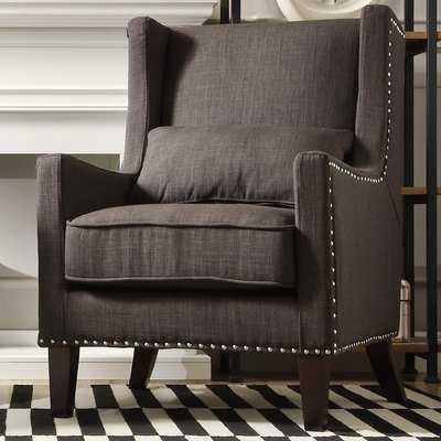 Oneill Wingback Chair - Wayfair