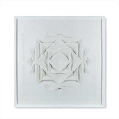 Paper Cut Shadowbox, 2 - Williams Sonoma