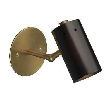 Colton Sconce, Brass/Bronze - Pottery Barn