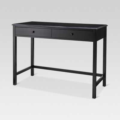 Windham Desk - Threshold, Black - Target