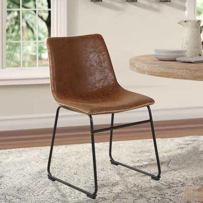 Behan Upholstered Dining Chair (Set of 2) - Wayfair