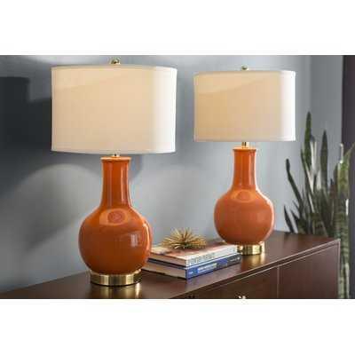 """Gannon 27.5"""" Table Lamp - AllModern"""