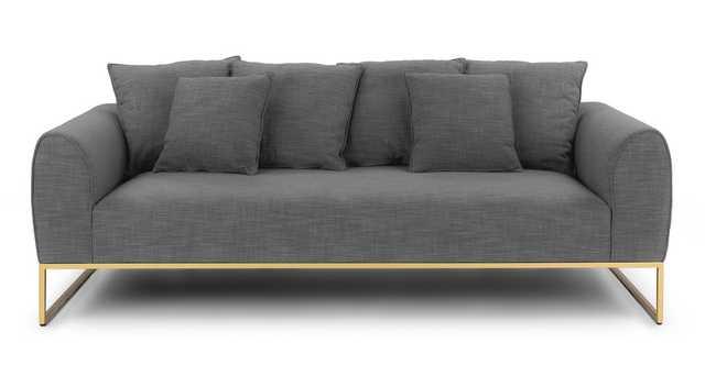 Kits Typhoon Gray Sofa - Article