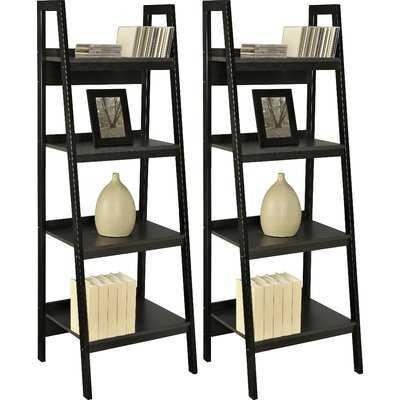 Rupert Ladder Bookcase - Wayfair