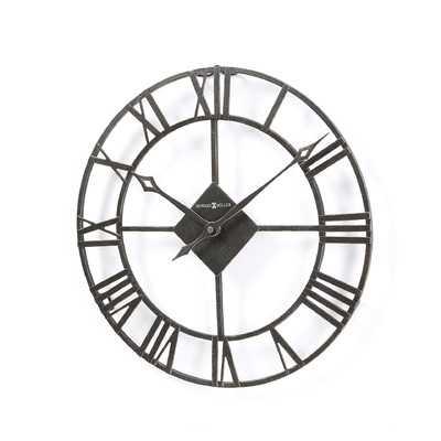 """Lacy II 14"""" Wall Clock - Wayfair"""