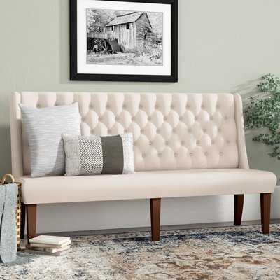 Diaz Upholstered Bench - Wayfair