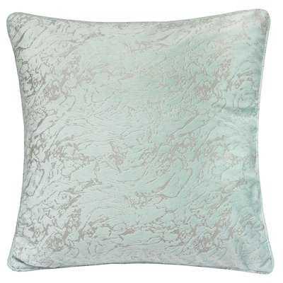 Allison Texture Indoor/Outdoor Velvet Throw Pillow - Wayfair