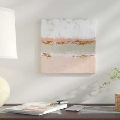 'Sedona Sunrise' Oil Painting Print on Wrapped Canvas - Wayfair