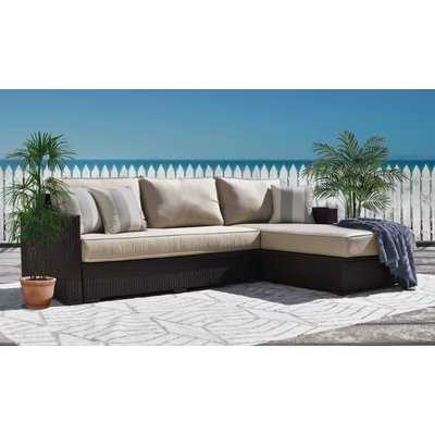 Laguna Sectional with Cushions - Wayfair