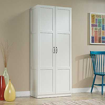 White Cabinet - Home Depot