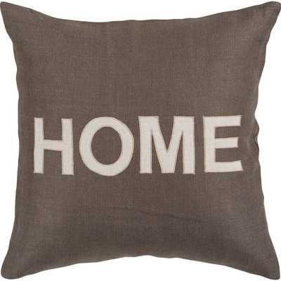 Acuna 100% Jute Throw Pillow - Wayfair
