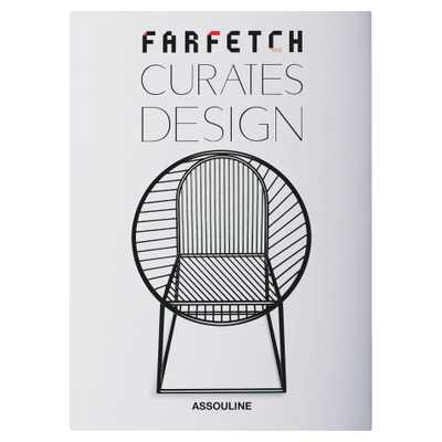 Farfetch Curates Design Assouline Hardcover Book - Kathy Kuo Home