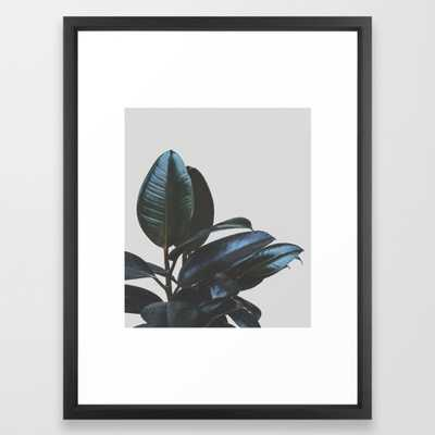 Botanical Art V4 #society6 #decor #lifestyle Framed Art Print by 83Oranges - Society6