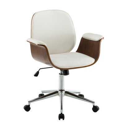 Bulma  Solid Wood Office Chair - Wayfair
