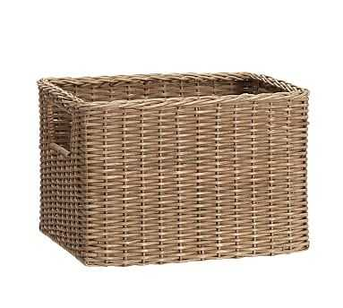Wire Multi-shelf basket - Pottery Barn