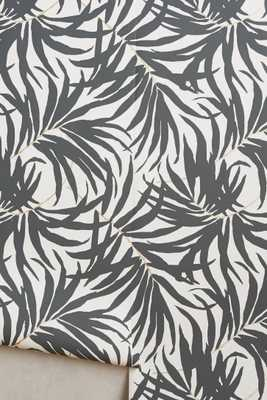 Frond Silhouette Wallpaper - Anthropologie