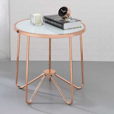 Bock End Table - Wayfair
