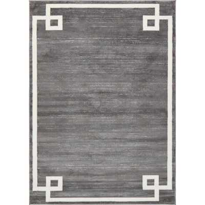 Uptown Collection by Jill Zarin Gray 9' x 12' Rug - Home Depot