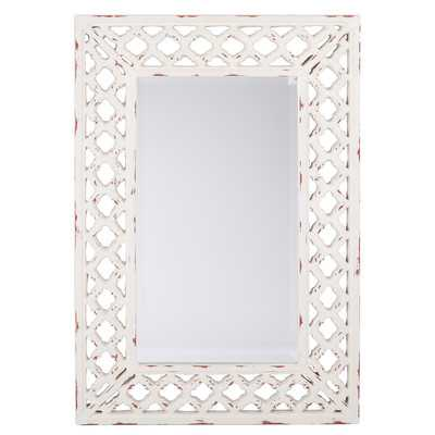 Victoria Wall Mirror - Wayfair