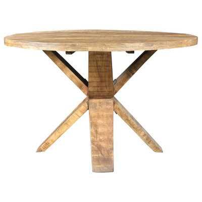 "Gayla 48"" Dining Table - Wayfair"