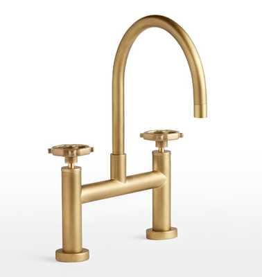 Tolson Kitchen Faucet - Rejuvenation