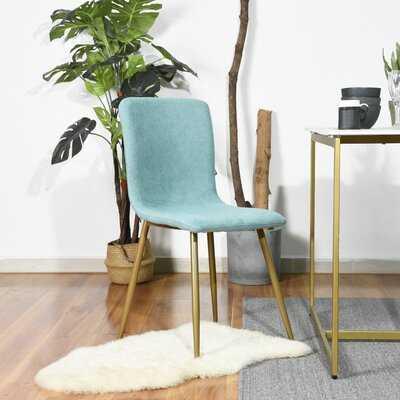 Blumberg Upholstered Dining Chair - Set of 4 - Wayfair