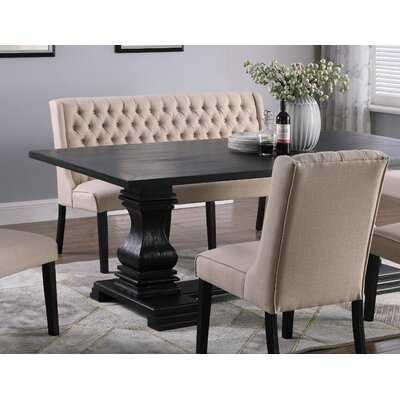Orosco Upholstered Bench - Wayfair