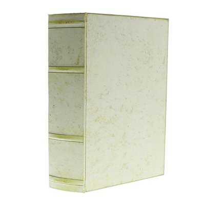 Mane Vellum Book Decorative Box - Wayfair