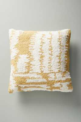 Tufted Jordana Pillow - Anthropologie