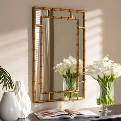 Walk Wall Mirror - Wayfair