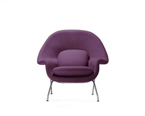 Womb Chair - Amethyst - Rove Concepts