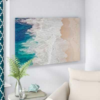'Where the Ocean Ends' Photographic Print - AllModern