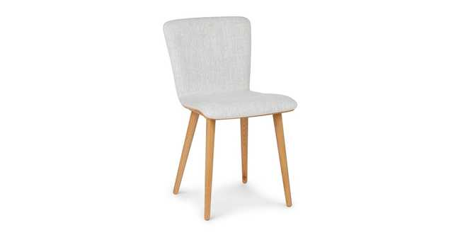 Sede Mist Gray Oak Dining Chair (Set of Two) - Article