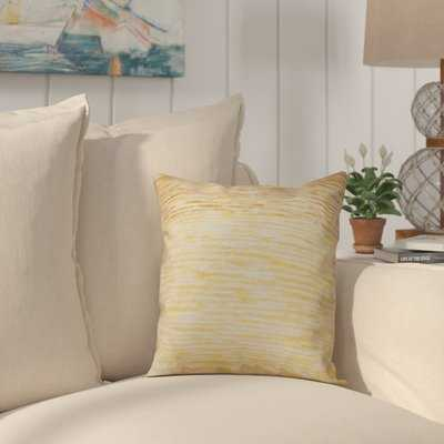 Rocio Ocean View Throw Pillow - Wayfair
