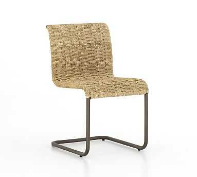 Alamo Rope Dining Chair - Pottery Barn