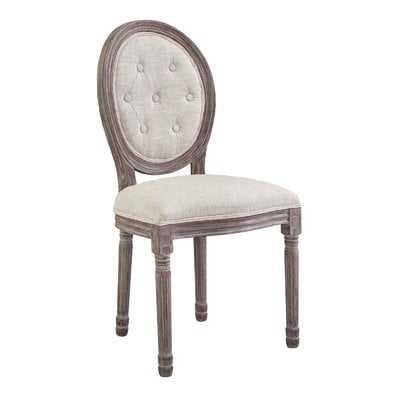 Vibbert French Upholstered Dining Chair - Wayfair