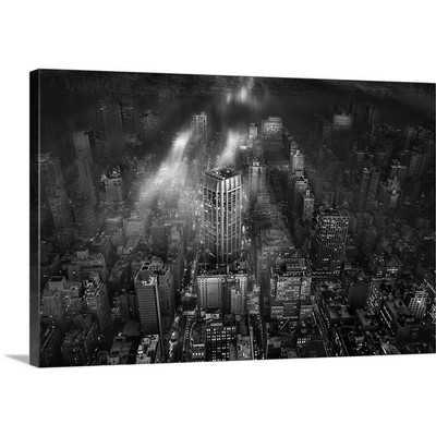 'New York City' by Leif Londal Photographic Print - Wayfair