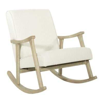 Amir Rocking Chair - Wayfair