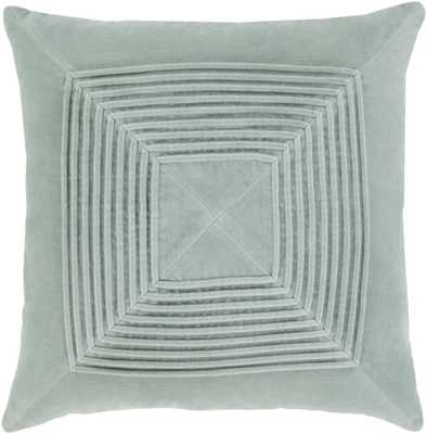 "Akira - 18"" Pillow  with Down Insert - Neva Home"