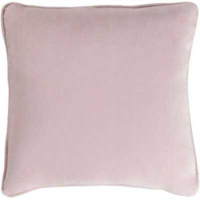 Baylie Cotton Velvet Throw Pillow - AllModern