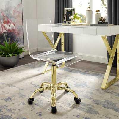 Leeann Task Chair - Wayfair