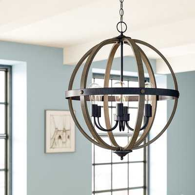 Kathrina 6-Light Globe Chandelier - Birch Lane